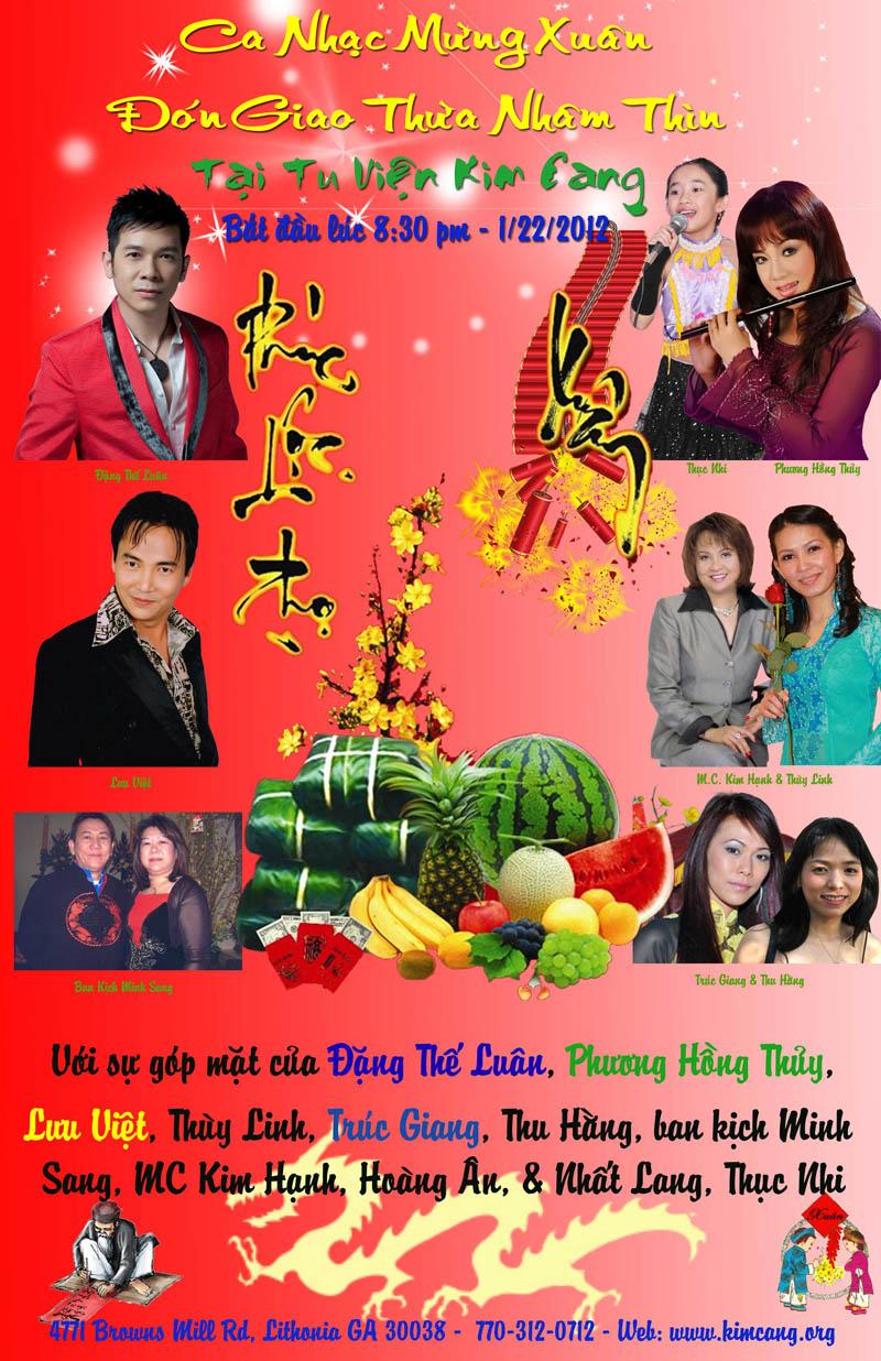 Poster Xuan Nham Thin